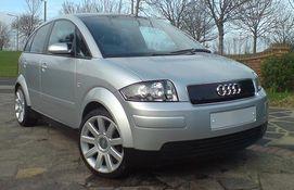 Audi A Z RossTech Wiki - Audi wiki