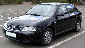 Audi A3/S3 (8L) - Ross-Tech Wiki