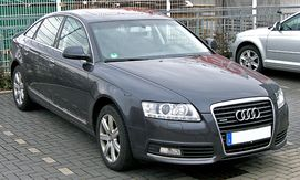 Audi A6/S6/RS6/allroad (4F) - Ross-Tech Wiki