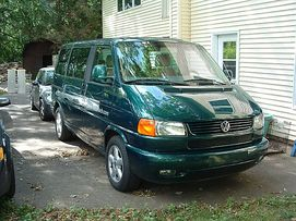 VW Transporter (7D) - Ross-Tech Wiki